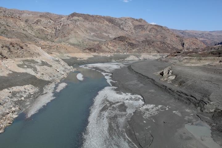 Siirt'te Barajlar Alarm Veriyor