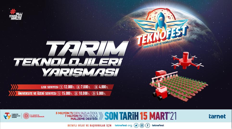 TARIM TEKNOLOJOLERİ