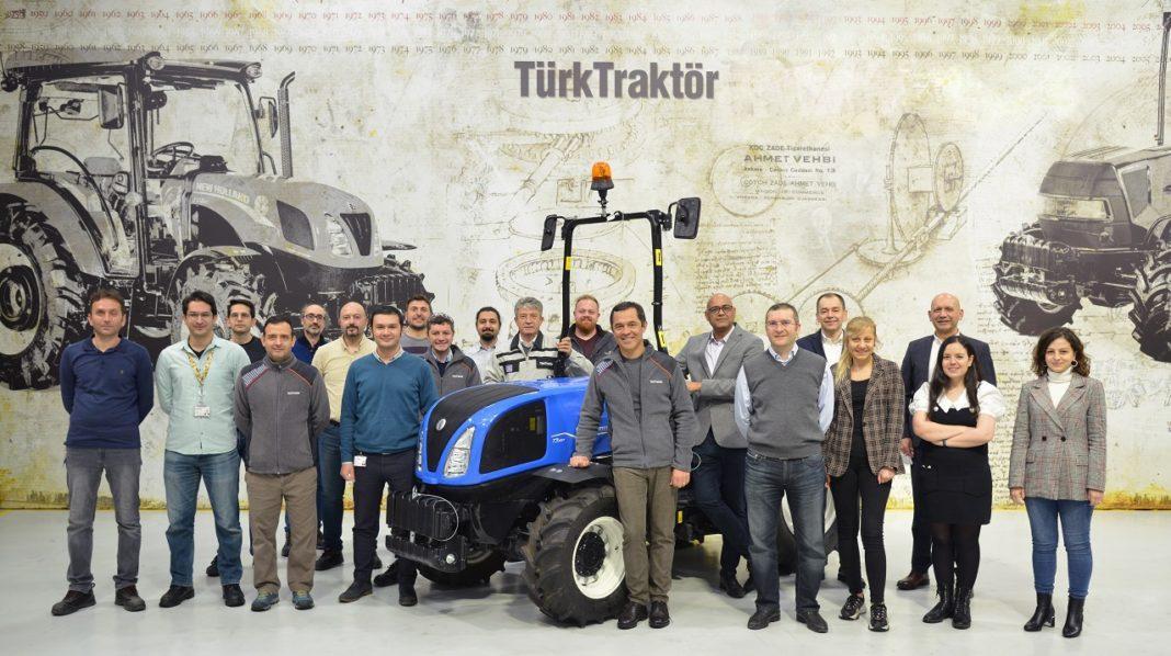 TürkTraktör New Holland T3F